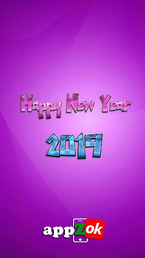 4D Happy New Year 2019 Live Wallpaper 1.0 screenshots 7