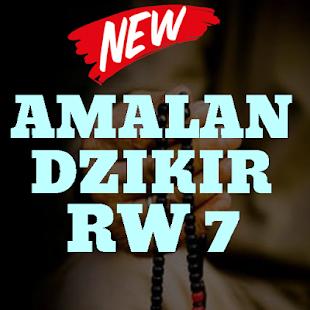 Amalan Dzikir RW 7 - náhled