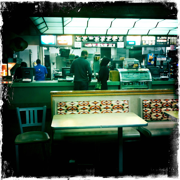 Photo: McDonald looks way better as an Instagram