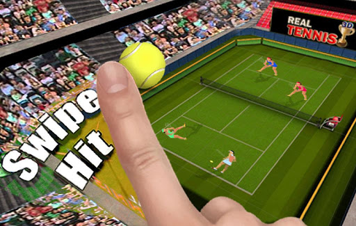 Tennis Game Championship 3Dpro