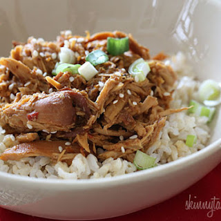 Crock Pot Sesame Honey Chicken.