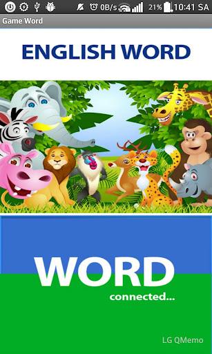 Vocabulary English Word