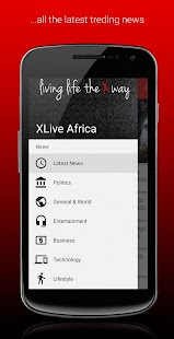 XLive Africa- screenshot thumbnail