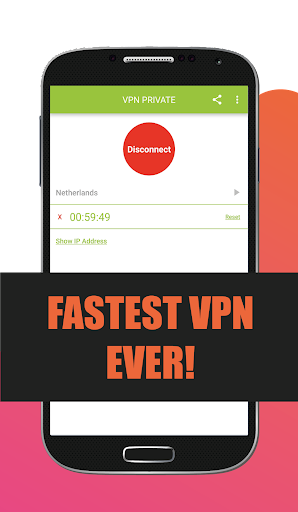 VPN Private  screenshots 1
