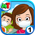 My Town: Home DollHouse - New Kids play house game apk