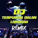 DJ Terpuruk Dalam Lamunan - Full Remix icon