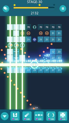 Bricks Balls Action - Bricks Breaker Puzzle Game screenshots 3