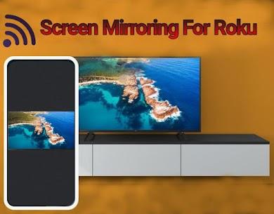Screen Mirroring Pro For Roku 9