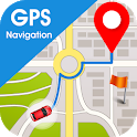 GPS Route Finder & Transit - Maps Navigation Free icon