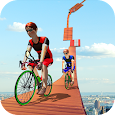 Impossible Tracks BMX Cycle Rider Stunts 🚴