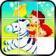 Slide Puzzle - Cartoon Kids