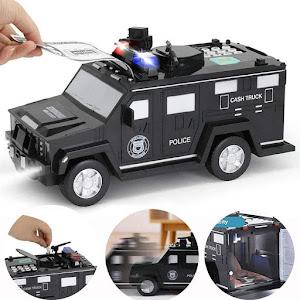 Pusculita electronica - Masina de Politie
