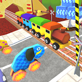 Railway Fun: Traffic Kids Toys