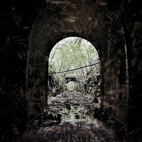Tunnel adventures by Erin Watson - Instagram & Mobile Instagram