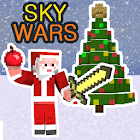 The Christmas SkyWars Map for Minecraft icon