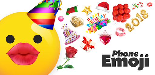 Emoji Phone for Android - Stickers & GIFs app (apk) free download for Android/PC/Windows screenshot