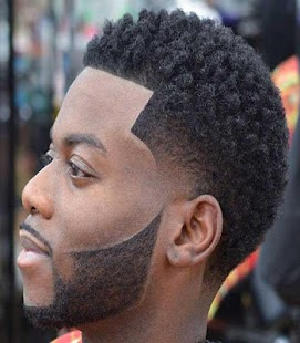 Black Hairstyle For Men - náhled