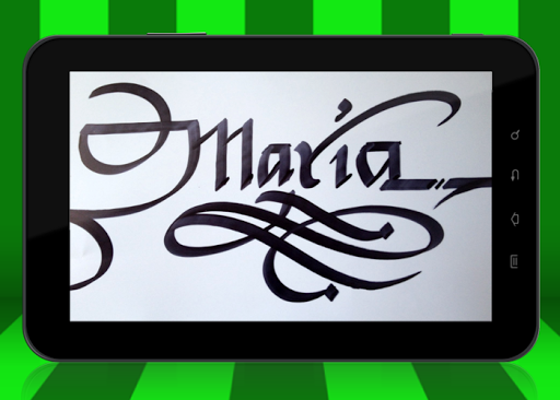 Calligraphy Name Art Maker Apk Download 13