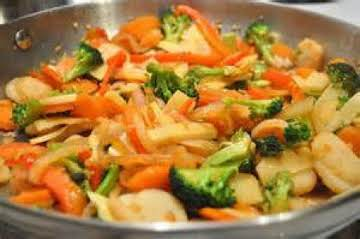 One Skillet Chicken & Vegetables