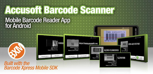 Accusoft Barcode Scanner - Apps on Google Play
