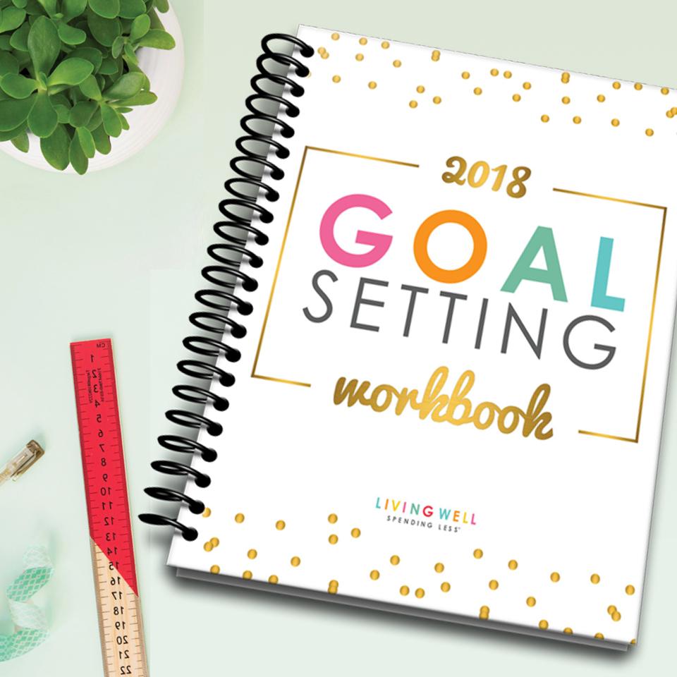 Workbooks goals workbook : LWSL Goal Setting Workbook | Free for a Limited Time