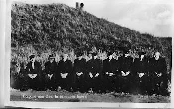 Photo: De mannen uit de Prins Hendrikstichting.