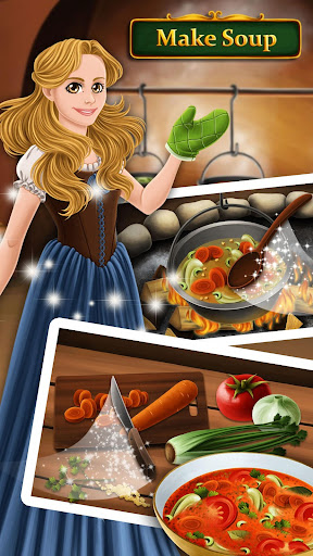 Princess Kitchen скачать на планшет Андроид