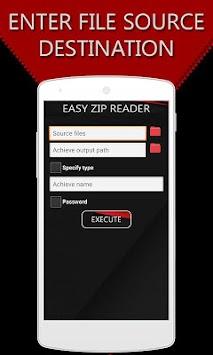 zip file extractor apk