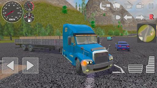 Hard Truck Driver Simulator 3D apkdebit screenshots 3