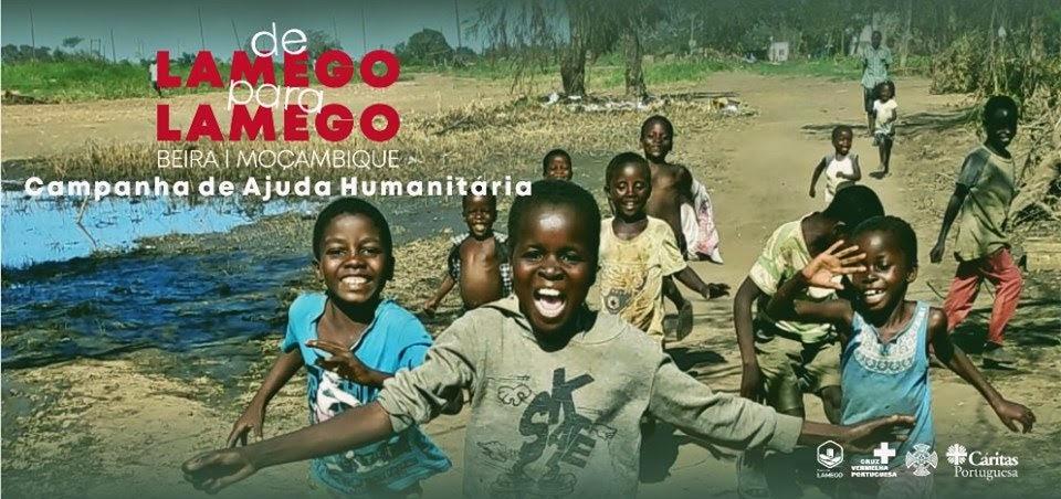 Município de Lamego entrega donativo para reconstrução de escola em Moçambique