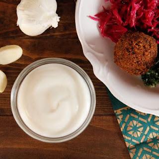 Garlic Sauce (Toum).