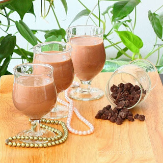 Double Chocolate-Chip Irish Cream Liqueur