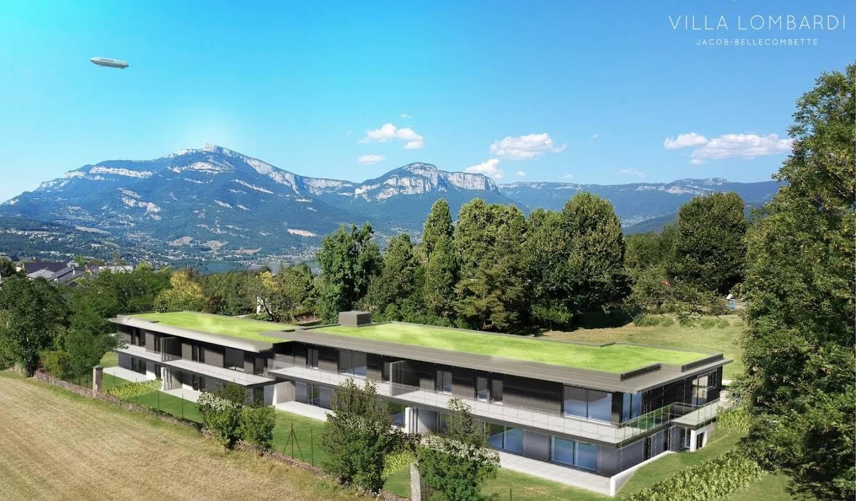 Appartement avec terrasse Jacob-Bellecombette