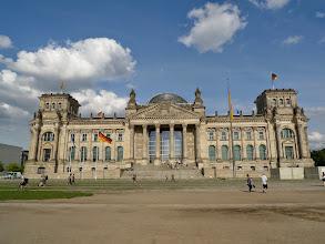 Photo: Reichtstagsgebäude
