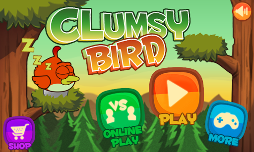 Clumsy Bird screenshot 1