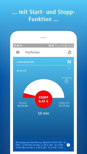 HandyParken Mu00fcnchen u2013 einfach und sicher 60 screenshots 2