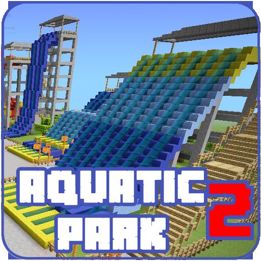 Aquatic park 2 map minecraft