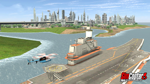 Helicopter Simulator SimCopter 2015 Free  screenshots 3