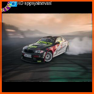 Burnout Drift Wallpaper 2018 - náhled