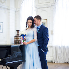 Wedding photographer Olga Markarova (id41468862). Photo of 26.11.2017