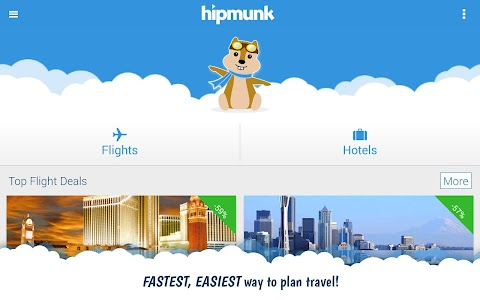 Hipmunk Hotels & Flights v7.3.7