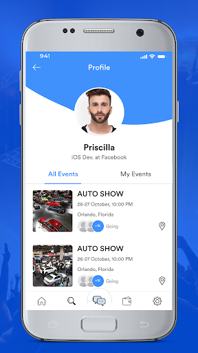 Event Social hack tool
