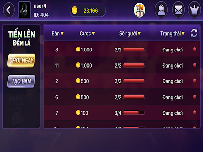 Game Danh Bai Doi Thuong 102- screenshot thumbnail