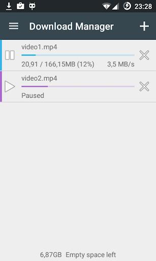 Fastest Video Downloader screenshot 2