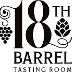 Logo for 18th Barrel Tasting Room