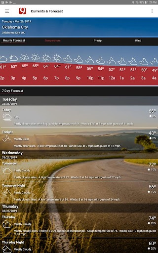 News 9 Weather 6.3.1.1051 screenshots 7