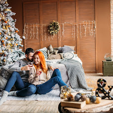 Wedding photographer Andrey Bidylo (andreybidylo). Photo of 17.12.2017