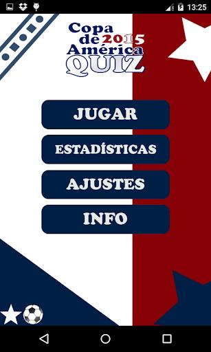 Copa América Quiz Chile 2015