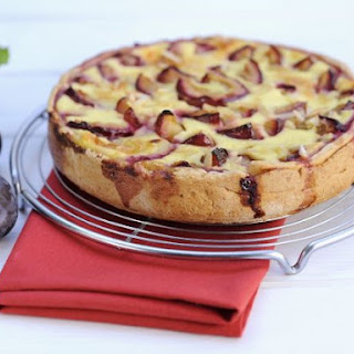 Celiac-friendly Red Fruit Torte
