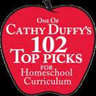 Cathy Duffy 102 Top Homeschool Curriculum Picks